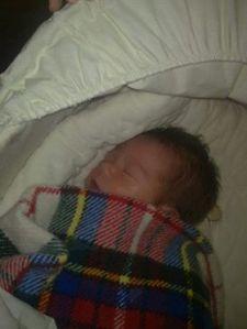 Wyatt as a baby 2