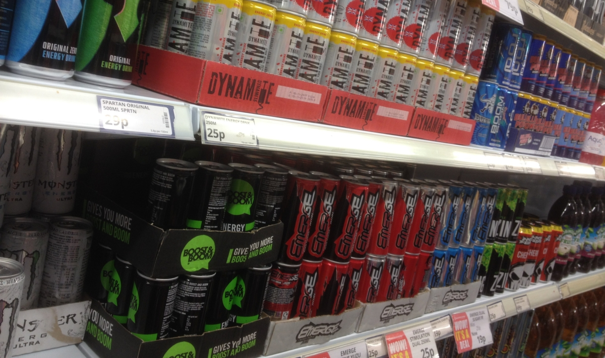 Packs a Punch – Energy Drinks & OurHealth
