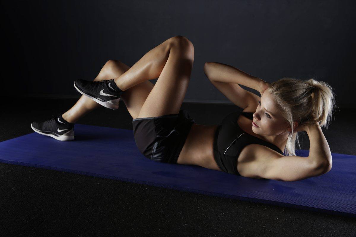 A Bouncing Bargain and a HomeWorkout